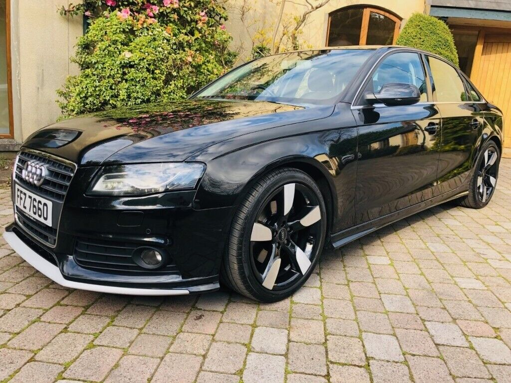 Audi A4 2.0T TFSi Quattro Dynamik - bmw mercedes m sport s line rs4 4x4 px finance vw golf gti gtd