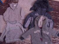 Boys clothes bundle 6-12m