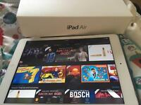 iPad Air 16gb wifi silver Mint condition