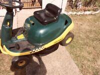 yardman ride on mower