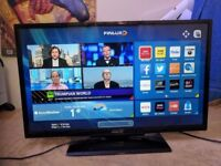 "Finlux 32"" 32FLK274SC Full HD 1080p Smart Free-View LED TV"