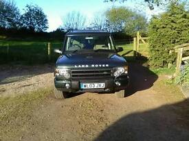 Landrover Discovery TD5 GS