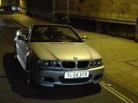 BMW 320ci sport in amazing condition with genuine low mileage and full service history