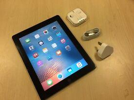 Black Apple iPad 2 64GB - Wifi Model - Ref: 2