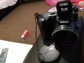 Good Condition Digital Camera - NIKON L120