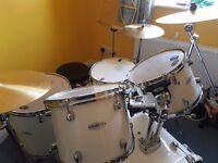 Pearl Forum Series Drum Kit White