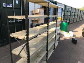 SOLD Storage Shelving / Racking