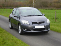 2007 Toyota Auris TR 1.6 VVT-i - 2 Owners from New - Credit/Debit Cards Accepted
