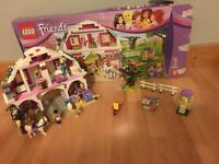LEGO friends mia's sunshine ranch (41039)