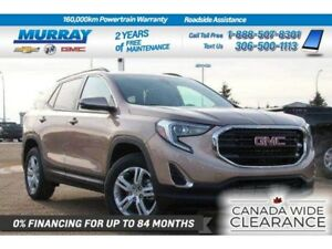 2018 GMC Terrain SLE Diesel AWD*SUNROOF,HEATED SEATS,NAV SYSTEM*
