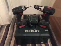 Metabo 18v kit