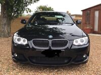 2011 BMW 330d coupe full mot