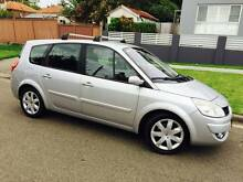 2009 7 Seater Renault II Low Ks LONG REGO Logbooks Sensor Start Meadowbank Ryde Area Preview
