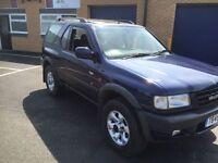 1999 Vauxhall frontera 4x4 2.2 sport