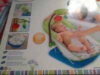 Brand new baby delux bath£10