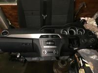 Mercedes Benz c63 dash board kit