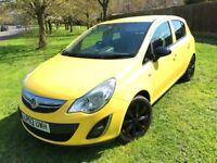 Cheapest IN UK Vauxhall corsa 2013,1.2 Petrol Mot Lady Owner 41K MilesCheap Insurance p/x Welcome