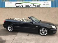 SAAB 9-3 VECTOR CONVERTIBLE. DIESEL. Re advertised due to time waster