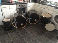 Drum kit for sale £300