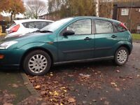 Ford Focus 1.6 16V Zetec SE LOW MILEAGE