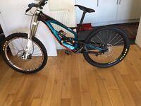 YT Tues 2.0 Pro Bike (2014- Price ONO)