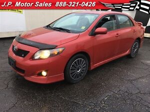 2009 Toyota Corolla S, Automatic, Sunroof, Only 54,000km