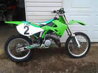 for sale 2002 kx 125