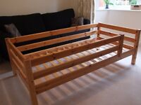 Flexa pine children's furniture - 4 pieces for sale together or individually