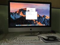 "iMac 27"" Intel Quad Core i5 2.7GHz (2011) 16GB RAM Apple wireless Keyboard+Magic Mouse Latest 10.12"