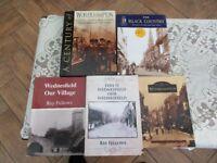 WOLVERHAMPTON/WEDNESFIELD HISTORY BOOKS