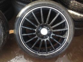LEXUS IS200 ALLOY WHEEL 245/40/18