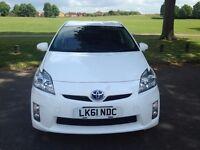 Toyota Prius T4 2011 One Year MOT 40K Mileage SAT NAV Reverse Camera - P/x welcome