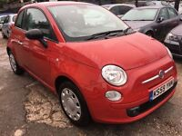 Fiat 500 1.2 Pop 3dr FREE WARRANTY, NEW MOT, FINANCE AVAILABLE, P/X WELCOME