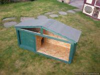 rabbit/guinea pig shelter