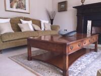 Reduced Price: Quality Centre Piece Coffee Table.