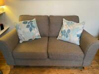 2 seater sofa in perfect condition