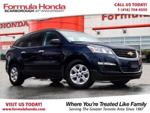 2017 Chevrolet Traverse $100 PETROCAN CARD NEW YEAR'S SPECIAL!