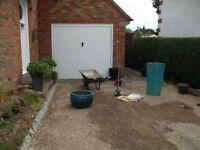 Garage Door In Great condition