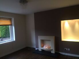 Two bedroom house to rent Alness .