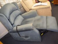 RISE AND RECLINER ARMCHAIR