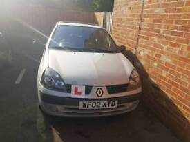 1.2 Renault Clio 1.2 12 Months M.O.T