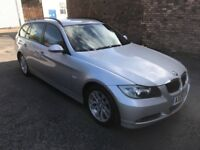 BMW 320d SE 2006 06 PLATE FULL SERVICES HISTORY MOTED