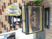 Propane fireplace ( Hunter ) 100.00