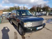 LAND ROVER RANGE ROVER 3.0 TD6 VOGUE 5DR **ONE PREVIOUS OWNER**SERVICE HISTORY**VERY GOOD EXAMPLE**