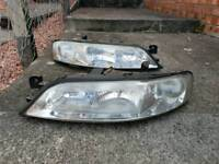 Vectra B Phase 2 Headlights