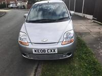 Excellent first car sale or swap Chevrolet matiz