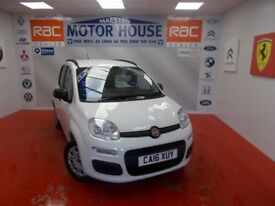 Fiat Panda EASY(£30.00 ROAD TAX) FREE MOT'S AS LONG AS YOU OWN THE CAR!!! (white) 2016