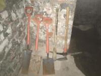 Tools including shock safe