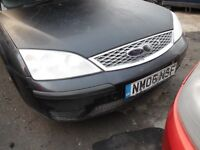 2006 FORD MONDEO LX 16V (MANUAL PETROL)(FOR PARTS ONLY)