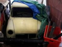 Classic Mini Rose. 1989. Restoration project spares or repair Only 500 made of this edition made